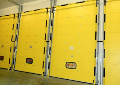 Akkurt Gida two tier banana ripening room installation